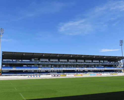 Extension de stade - Castres Olympique - Project Designer