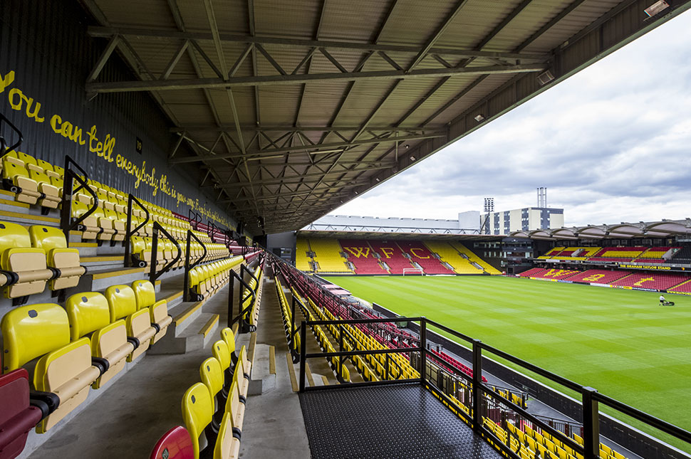 Extension de stade – Watford Football Club