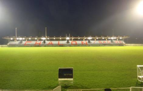Extension tribunes - Chalon Rugby - Project Designer